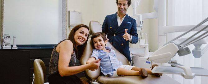 primeira consulta ondontopediatria
